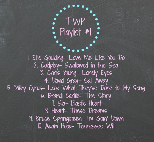 twp playlist 1