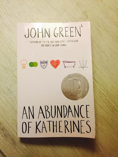 an abundance of katherines character list