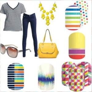 bright summer colors