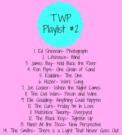 TWP playlist 2